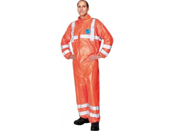 PROTECTIVE COVERALL - apelsīns