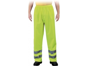 PROTECTIVE TROUSERS - dzeltens