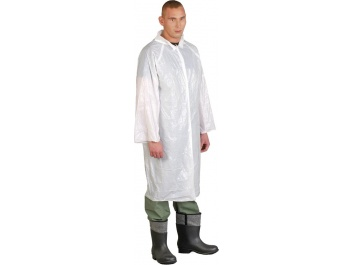 PROTECTIVE RAINPROOF COAT - balts