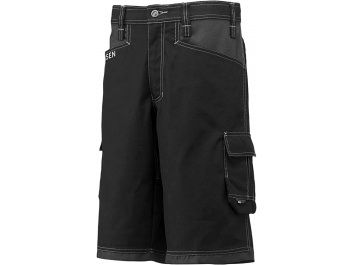 WORKING SHORT TROUSERS - melns grafīts