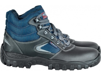 SAFETY SHOES - melns un zils