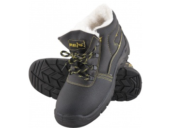 SAFETY SHOES - melna dzeltena