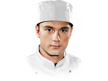 PROTECTIVE CHEF HAT - balts